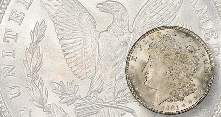 1921-D Morgan dollar MS-67 CAC sells for $30,550: Market Analysis