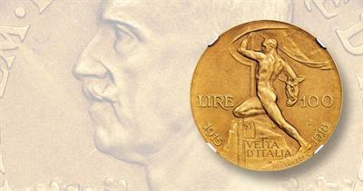 1925-R 100-lira