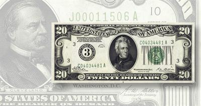 1927 note with Jackson
