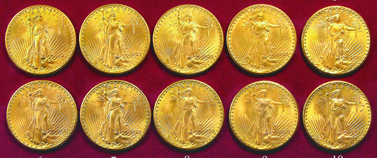 1933 gold double eagle case continues as court vacates earlier ruling that awarded coins to family