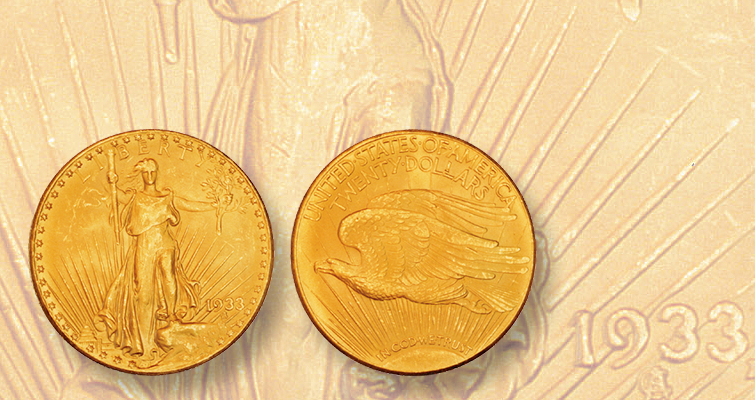 Surrender of 1933 Saint-Gaudens double eagle puts one puzzle piece in place