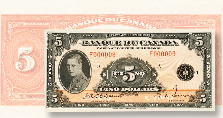 Notes Of Canada Colombia British Honduras Draw Most Attention In Auction Paper Money