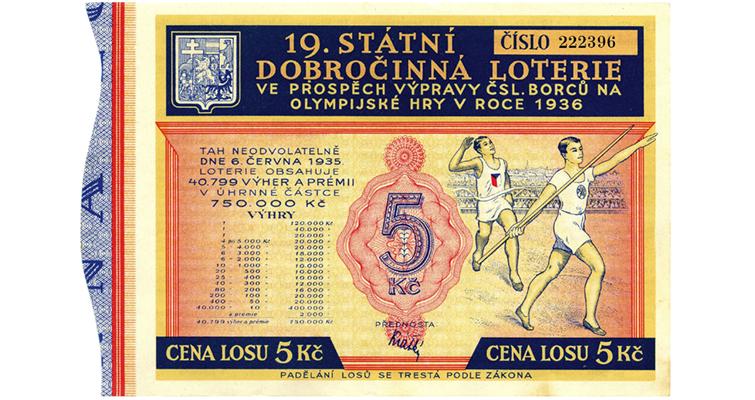 1935-czech-lottery-ticket