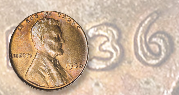 1936 Lincoln, Doubled Die Obverse cent
