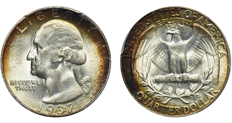 Die varieties and errors among highlights of Scotsman auction