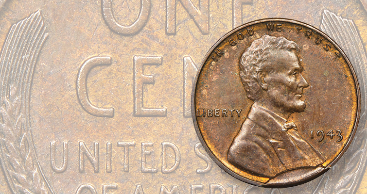 1943 copper alloy cud cent lead