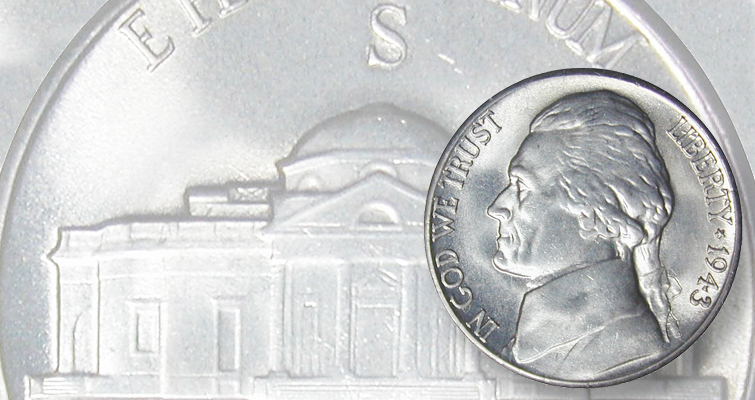 Patience pays off with Jefferson 5-cent pieces: Found in Rolls