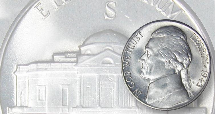 1943-s-jefferson-5-cent-lead