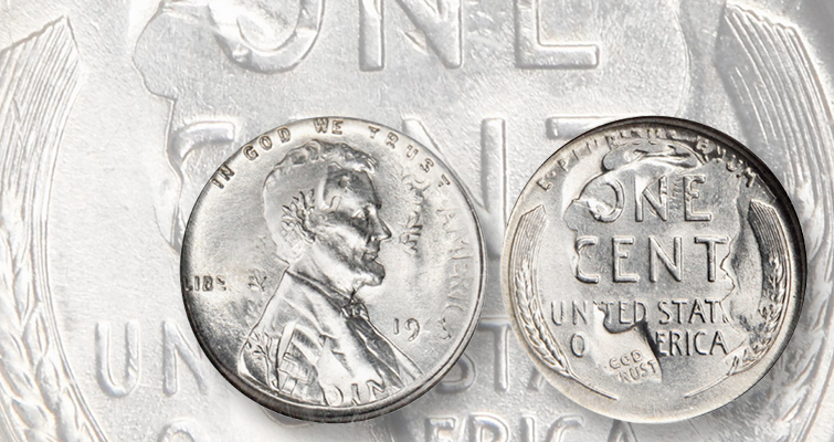 Silver 1943 Lincoln cent among errors at FUN Auction: Market Analysis
