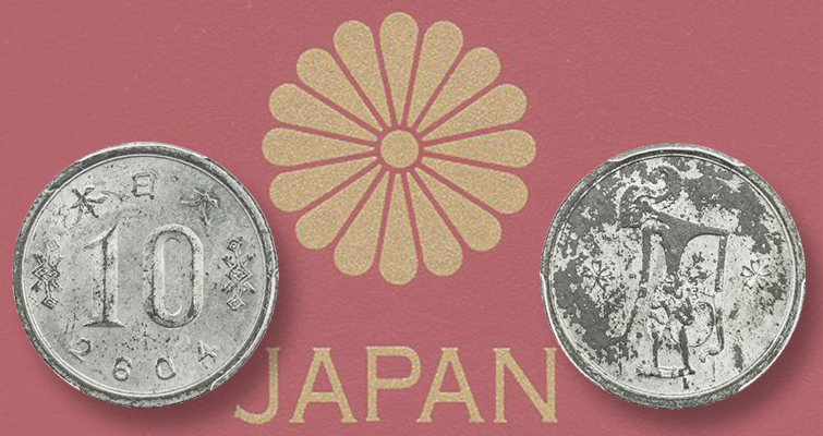 Japanese occupation coin highlights Stephen Album auction