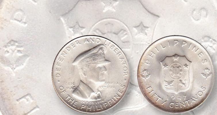 1947-s-philippines-general-douglas-macarthur-50-pesos-coin-lead