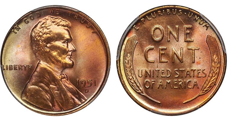 1951-D-Cent