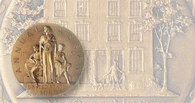 1952 medal