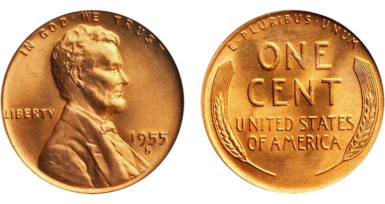 1955-s-cent
