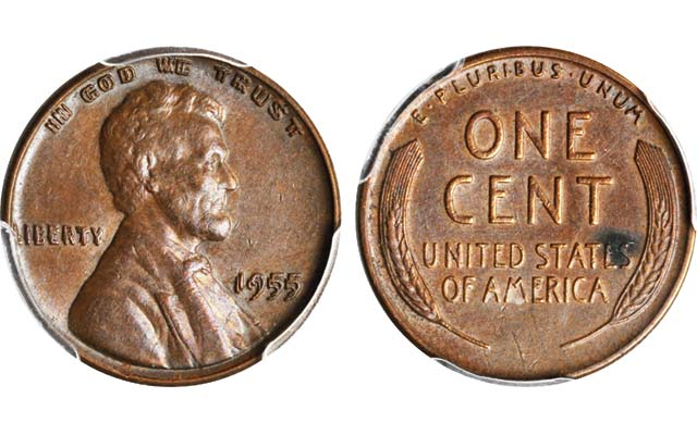 Happy Birthday! About 60 years ago this month, the Philadelphia Mint struck the 1955 Lincoln, Doubled Die Obverse cent and released it into circulation despite massive doubling on the obverse.
