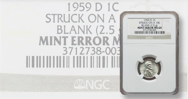 1959-d-cent-on-dime-planchet-ha-lead