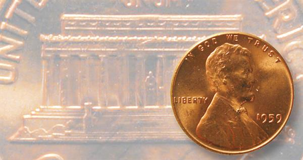 1959-lincoln-memorial-cent-lead