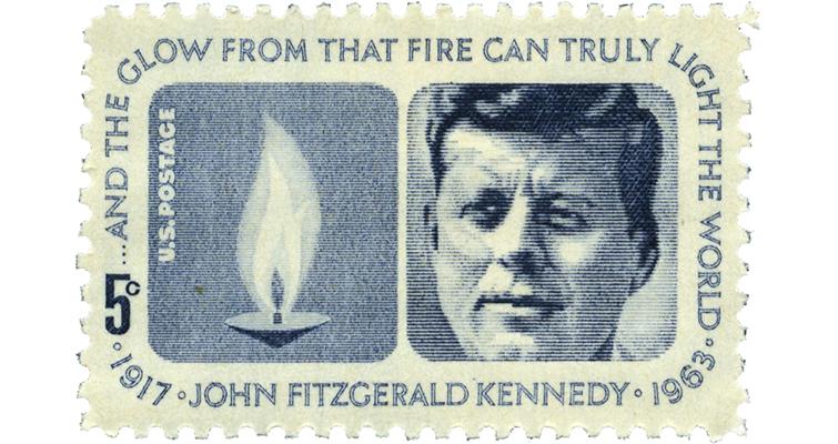 1964-jfk-5-cent-stamp