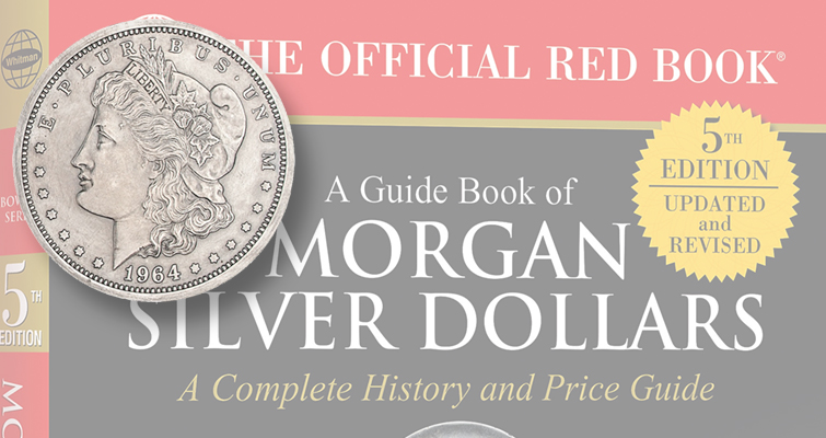 1964 Morgan dollar book lead
