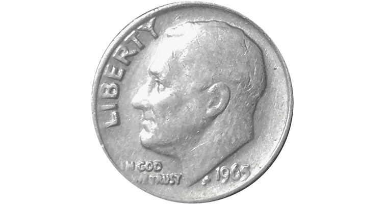 Dime Mint mark policy changes