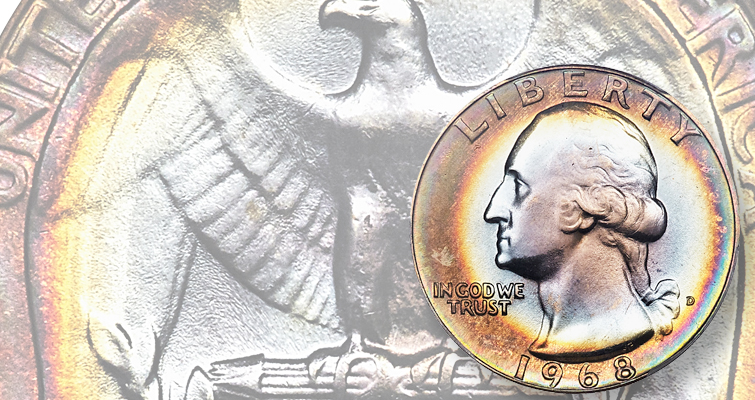 Why a 1968-D Washington quarter sold for $8,812.50: Market Analysis