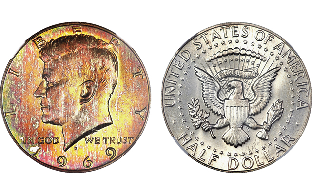 How much do you know about the Kennedy half dollar?