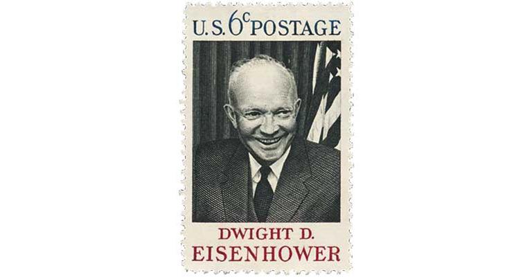 1969-eisenhower-6-cent-postage-stamp