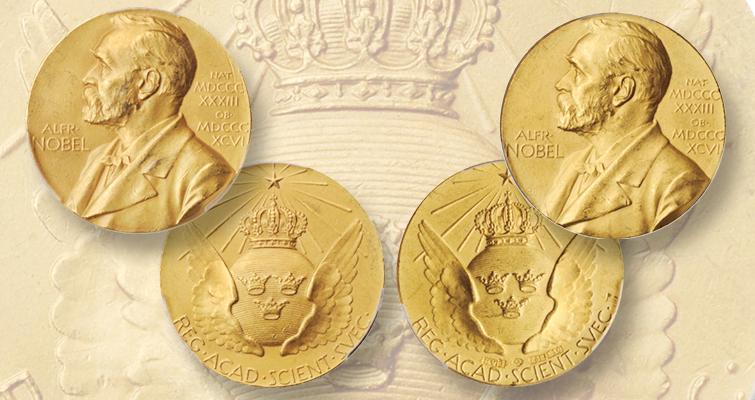 Nobel Committee medals