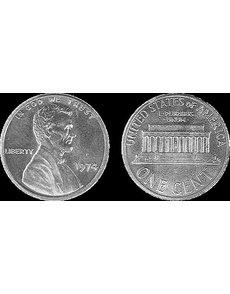 1974 bronze-clad steel cent?