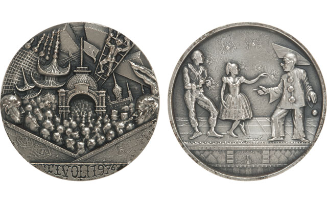 World coin designs celebrate dance, sculpture, drama and other fine arts