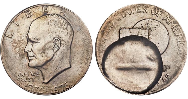 1976-eisenhower-dollar-error-coin-obverse-reverse