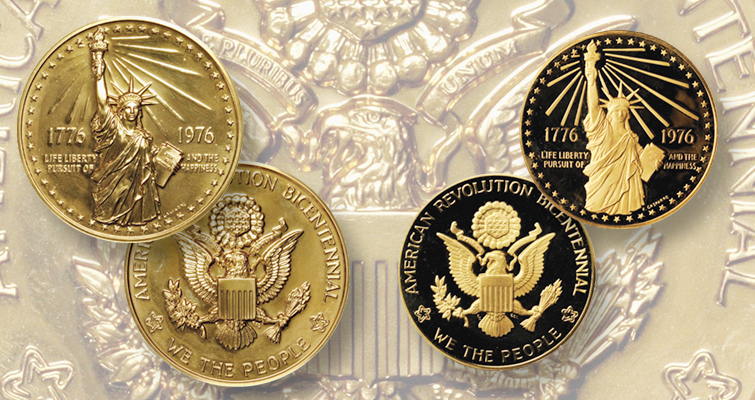 1976 gold medals