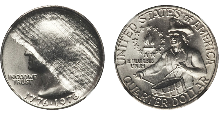 1976-washington-quarter-dollar-struck-through-error-obverse-reverse