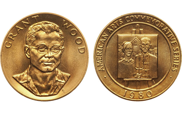 Heritage Offers American Arts Gold Medallion In Nov 6 To