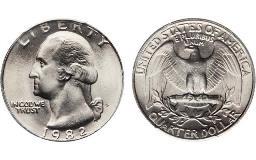 Why $11,750 for a 1943-D Washington quarter? Because grade