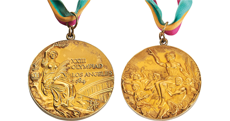 Lelands auction features Olympic winners' medals | Coin World