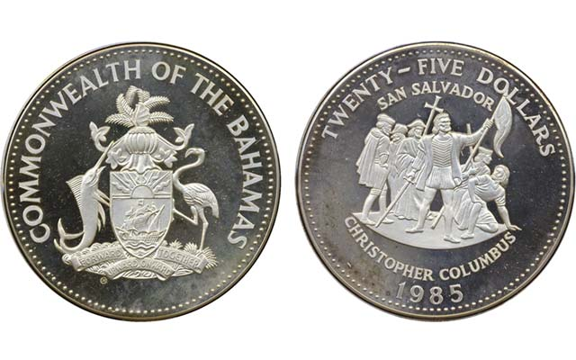 Close but no cigar: silver coins that almost weigh 5 ounces