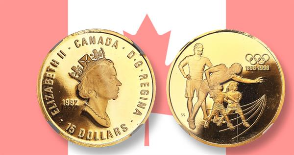 1992-canada-gold-olympic-15-dollar-coin-lead