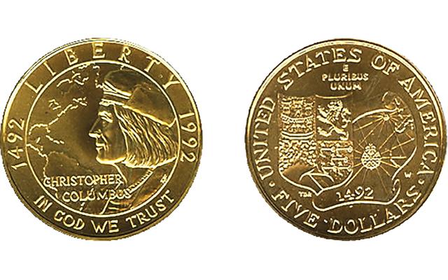 1992-columbus-gold-five-dollar-coin