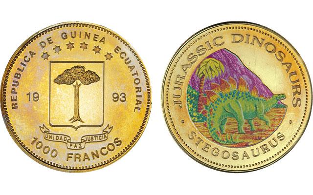 1993-equatorial-guinea-stegosauros-1000-francs