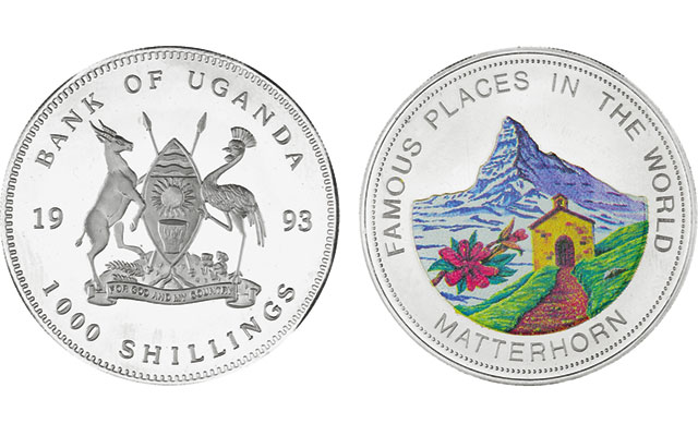 1993-uganda-uncirculated-1000-francs-matterhorn