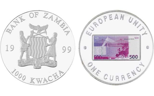 1999-zanbia-1000-kwacha-euro-coin