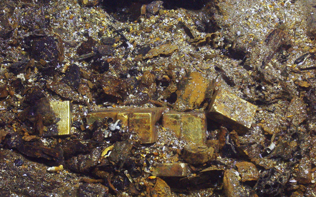 Recovered Ss Islander Gold Up For 4 Million Dollars Coin