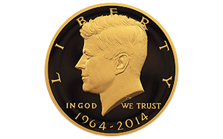 1_kennedy_obverse_gold