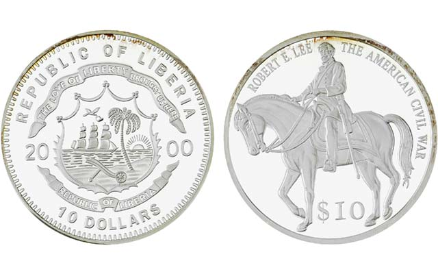2000-liberia-10-dollar-general-lee-coin