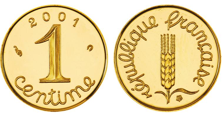 2001-france-gold-centime