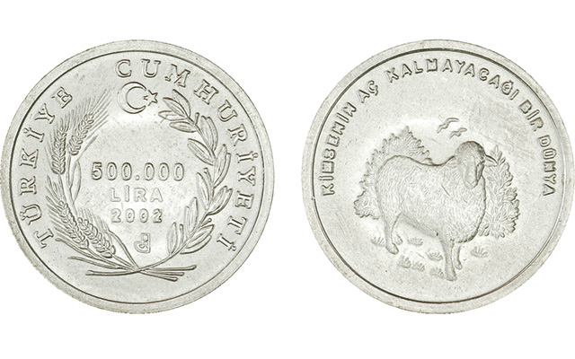 Lunar Animal Coins Mark 2015 Year Of The Goat
