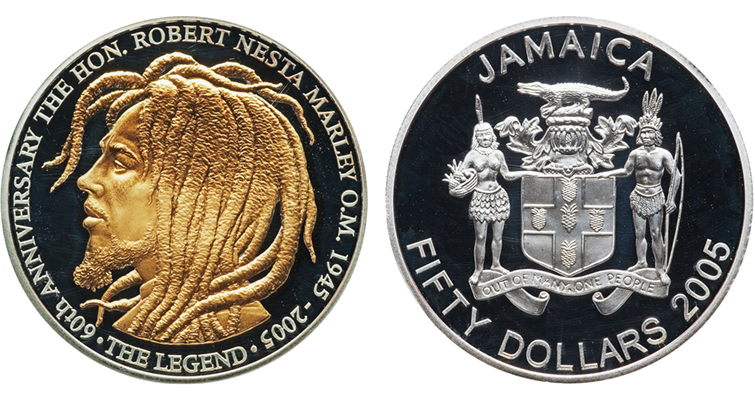 2005-jamaica-50-dollar-gold-plated-silver-marley-coin