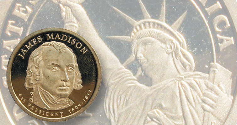 2007-s-james-madison-proof-dollar-lead