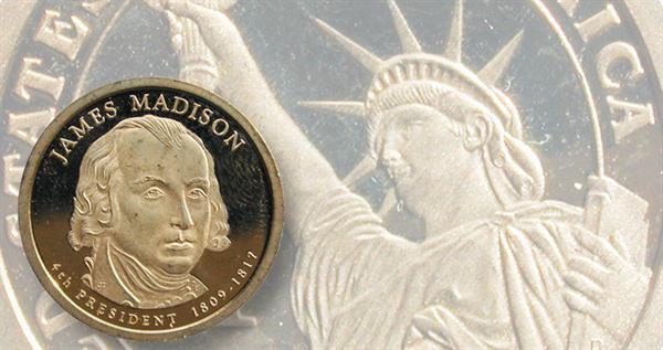 2007-s-james-madison-proof-dollar-lead
